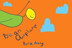 Be An Airplane For A Day by quel-fleau