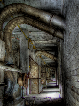 Pipes and Passage by wb-skinner