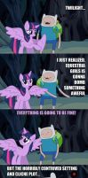 Everything Is Going To Be Fine by NinjaShade