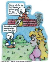 Looting The Mushroom Kingdom by AK-Is-Harmless
