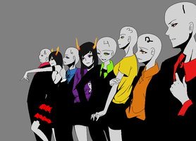 Homestuck .:Open Collab.: by Lolita64