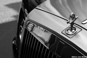 Rolls Royce by Adam-van-Noort