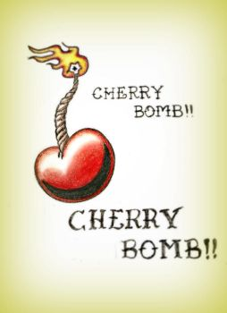 Cherry Bomb by BexxTRAGIC
