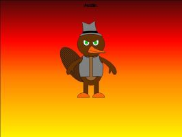Austin the Platypus by platypus12