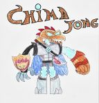 Chima Jong by Beowulf-Prime