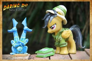 SOLD - Daring Do - Fashion Style Custom 2 by Nazegoreng