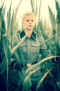 Axis Powers Hetalia - Germany by RoteMamba