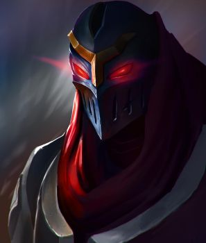 Zed by davebrush