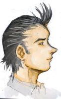 Profile of a Guy by fleng