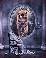 Portal of the Tiger by vivi-art