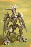 Origami Bahamut Sin by TimsOrigami