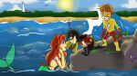 Meeting Ariel by BabyPhat268