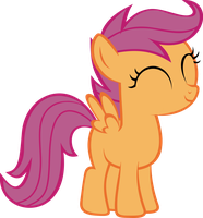 Scootaloo! by Jerick