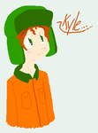 Kyle Broflovski is a Dirty Jew by ts-heidi