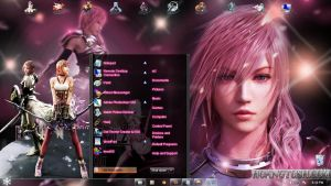 Final Fantasy XIII-2 By HT by hoangtush