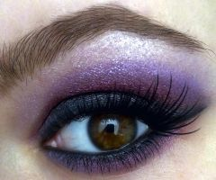 request: gothic makeup look by KatelynnRose