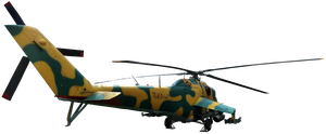 Iraqi Helicopter 1 by fuguestock