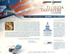 florida taxpayers by v5design