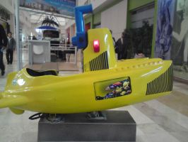 Yellow Submarine by Matt79