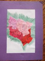 Painting the Roses Red by wittlecabbage