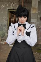 New Gothic Lolita 7 by Kechake-stock