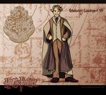 Gilderoy Lockhart by Belegilgalad
