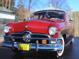 Ford Crestliner by boogster11