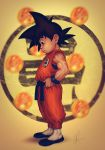 Son Goku by Boldo