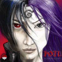 Sasuke Anj by POTU-Fan-Club