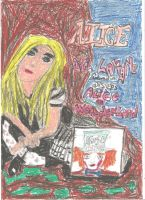 Avril is Alice by Toffee-Apple