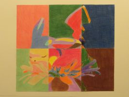 Colour Theory Project by BlueLumi
