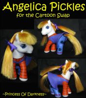Angelica Pickles by DeepDarkCreations
