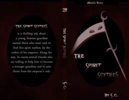 The Spirit-Scythes Book Cover by Ravenblade234
