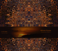 Pack Textures - African Dream by ROSASINMAS