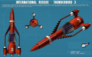 Thunderbird 3 ortho [new] by unusualsuspex