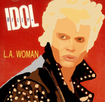 Conceptual Experiment: Billy Idol by daredevinho