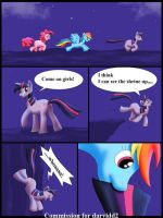 COM : The Mane Course - Shadowbolts page 1 by whiteguardian