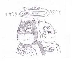 Adam West Tribute by MrNintMan