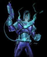 Mr. Freeze by SachaLefebvre