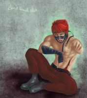 Ermac - You can't touch this by Aen-Riv