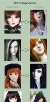 Current Doll Change Meme by PlagueBearerBJD