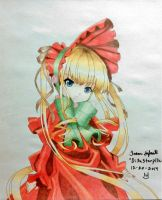 Shinku -Rozen Maiden - completed by Di5a5terp13ce