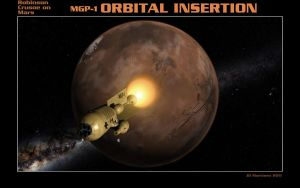 MGP-1 Orbital Insertion by dragonpyper