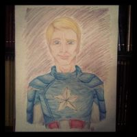 O Captain My Captain! by Marna-Eileen