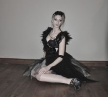 Gothic Ballet Stock 04 by MeetMeAtTheLake2Nite