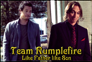 Team Rumplefire - Like Father like Son by Into-Dark