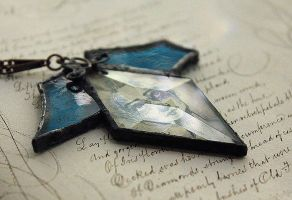 Original Art Necklace by asunder