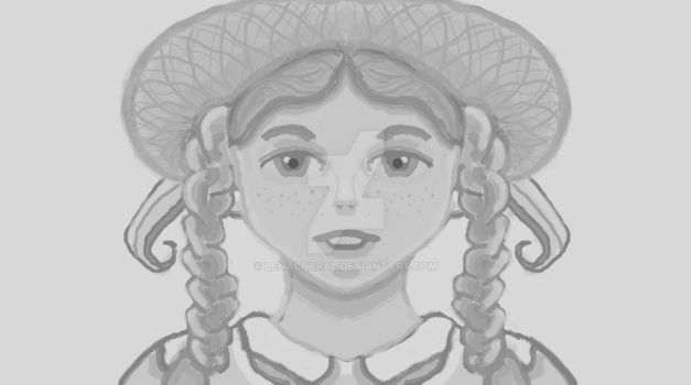 Anne of Green Gables by LenaCobral