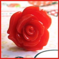 Red Rose Ring 2 by cherryboop