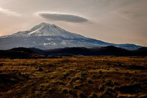 Mt Shasta by themobius
